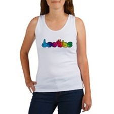 DEAFIE Rainbow Women's Tank Top