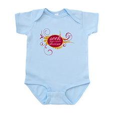 Seek Your Inner Divine Infant Bodysuit