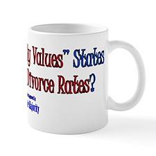 """""""Family Values"""" Mug"""