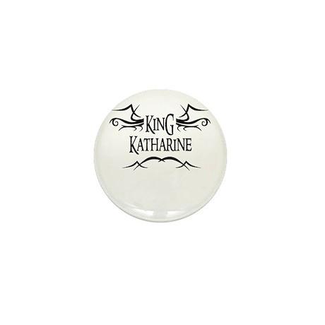 King Katharine Mini Button (10 pack)