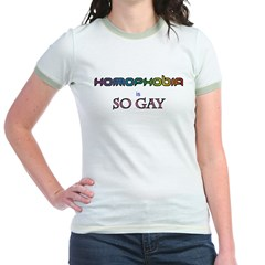 Homophobia is So Gay T