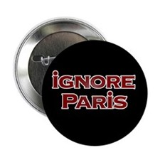 IGNORE PARIS - Button