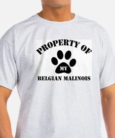 My Belgian Malinois Ash Grey T-Shirt