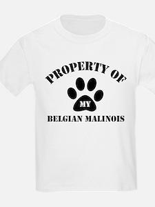 My Belgian Malinois Kids T-Shirt
