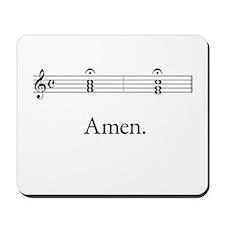 """""""Amen"""" Cadence Mousepad"""