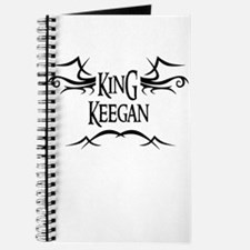 King Keegan Journal