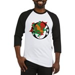 Dragon O Baseball Jersey