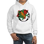 Dragon O Hooded Sweatshirt