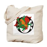 Dragon O Tote Bag