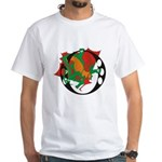Dragon O White T-Shirt
