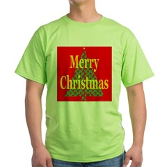 K9 Paw Christmas Tree T-Shirt