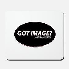 Got Image sonographers Mousepad