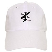 Hang in There Baseball Baseball Cap