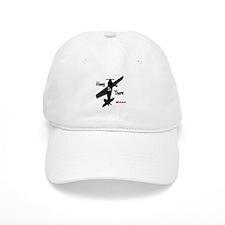 Hang in There Baseball Cap
