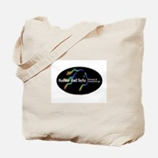 Nuclear med tech Image is eve Tote Bag
