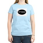 Nuclear Med Techs Got image Women's Light T-Shirt