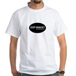 Nuclear Med Techs Got image White T-Shirt