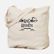 King Kenneth Tote Bag