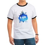 140 textured logo T-Shirt