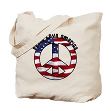 4th of July Tote Bag