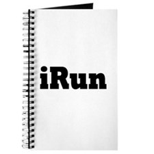 Cute Track and field Journal