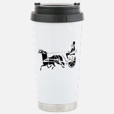 """The First Carriage Horse"" Travel Mug"