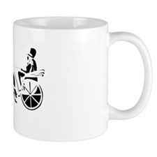 """""""The First Carriage Horse"""" Mug"""