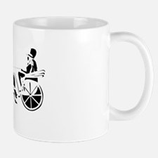 """The First Carriage Horse"" Mug"