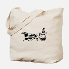 """The First Carriage Horse"" Tote Bag"