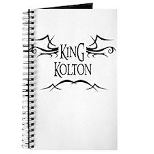 King Kolton Journal