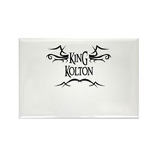 King Kolton Rectangle Magnet