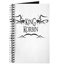 King Korbin Journal