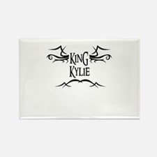King Kylie Rectangle Magnet