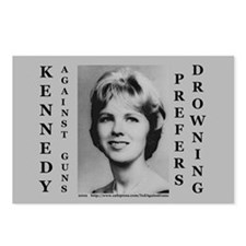 Kennedy Against Guns Postcards (Package of 8)
