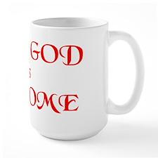 Oh My God Is Awsome Mug