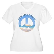 Peace Love Summer T-Shirt