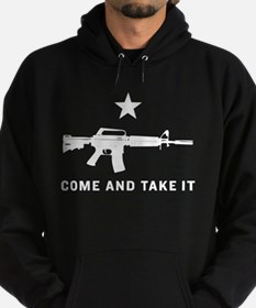 Come And Take It Hoodie (dark)