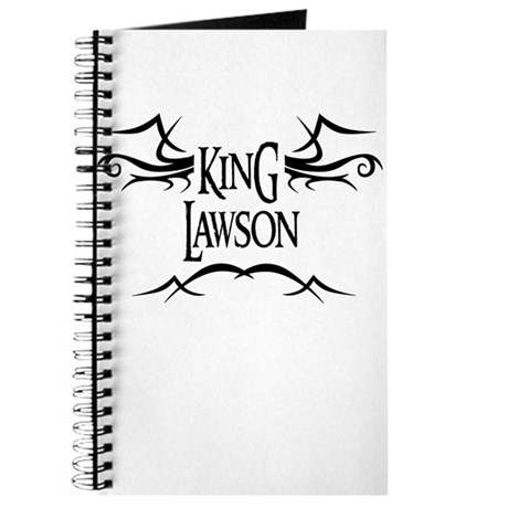 King Lawson Journal