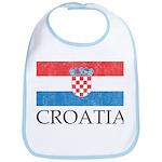 Vintage Croatia Bib