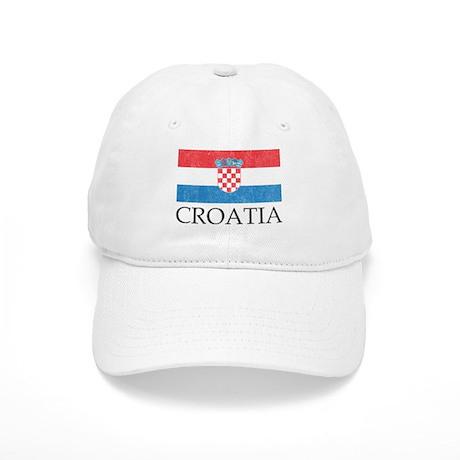 Vintage Croatia Cap