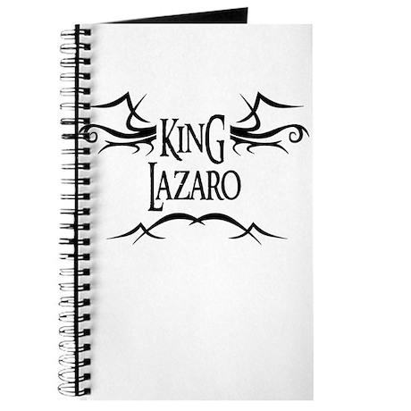King Lazaro Journal