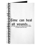 Time Heals All Wounds Journal