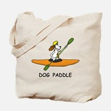 Dog Paddle Tote Bag