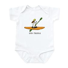 Dog Paddle Infant Bodysuit