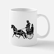 """The Governess Cart"" Mug"