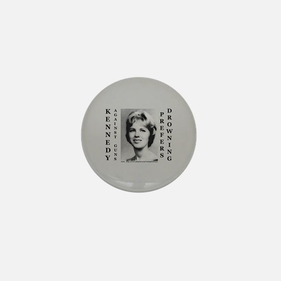 Kennedy Against Guns Mini Button
