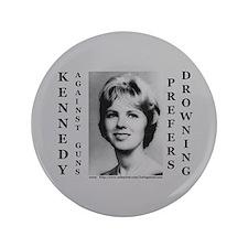 """3.5"""" Kennedy Against Guns Button"""