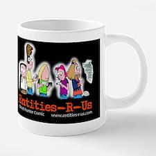 Funny Ghot ghosts 20 oz Ceramic Mega Mug