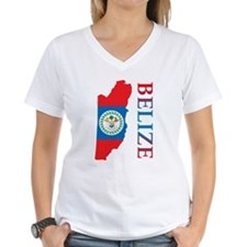 Map Of Belize Shirt