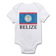 Vintage Belize Infant Bodysuit